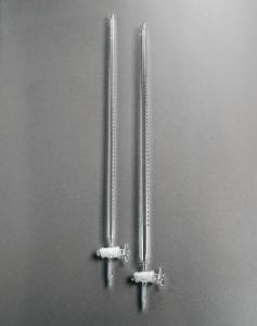 Borosilicate Glass Geissler Burets