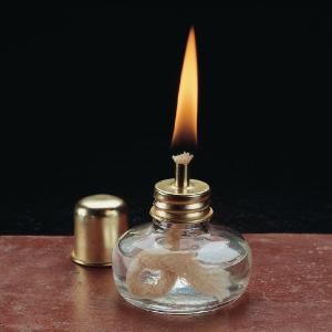 Flint Glass Burners