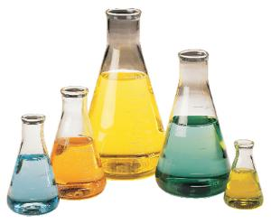Erlenmeyer Flask Assortment