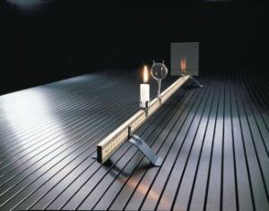 Ward's® Complete Meter Stick Optical Bench Set