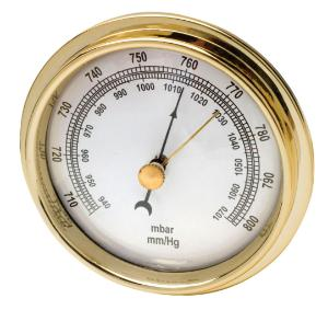 H-B DURAC® Plastic Barometers