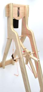 Garage Physics MURLIN Trebuchet, Eisco Scientific