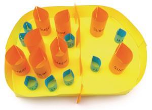 Model kit osmosis/diffusion