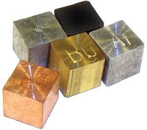 Mini Density cube set