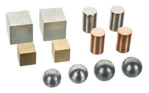 Metal shapes, Set of 12