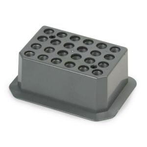 Block For 24 X 5-7 mL Tubes (12mm)