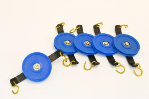 Plastic Pulley Single