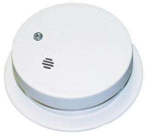 Battery Operated Smoke Alarms, Kidde