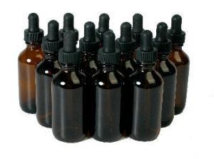 Amber Bottles, 20