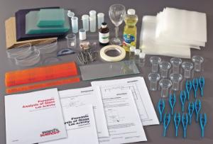 Forensic Analysis of Glass Kit