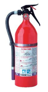 Fire Extinguisher, Max Power Dry Chemical