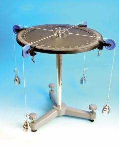 Metal Force Table