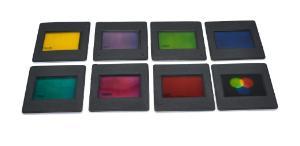 Color Filter, Plastic