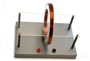 Circular Coil on Base
