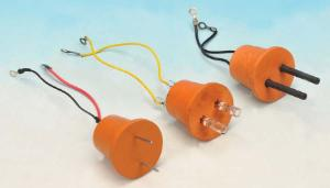 Electrode Holder with Rubber Stopper