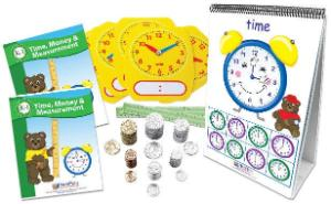 Time money measurement kit