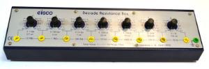 Decade Resistance Box, 7 decade