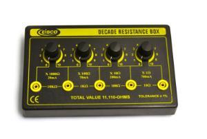 Decade Resistance Box 4