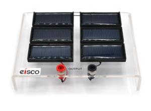 Solar Panel Demonstration, Eisco Scientific