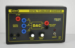 Analogue to Digital Convertor