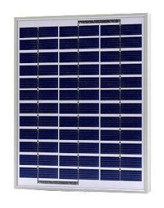 Framed Solar Panel, 5 Watt