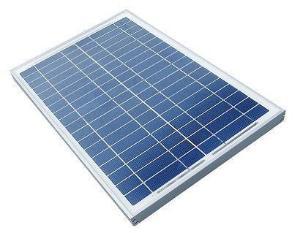Framed Solar Panel, 20 Watt