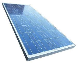 Framed Solar Panel, 130 Watt