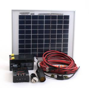 5 Watt Mini Do It Yourself Solar Energy Kit