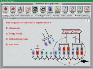 Biology Curriculum Review CD-ROM