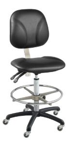 VWR® Contour™ Deluxe Class 1000 Clean Room Chairs