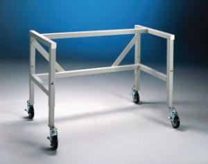 Telescoping Base Stand with Casters