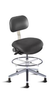 BioFit Eton Series ISO 4 Cleanroom Chair
