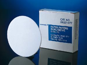 VWR® Grade 410 Filter Paper, Qualitative