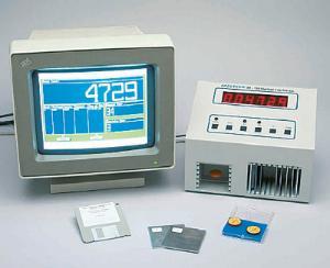 Basic Nuclear Lab System