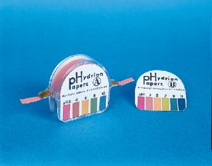 Hydrion™ A and B pH Test Paper with Double Roll Dispenser