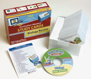 Curriculum Mastery® Review Cards