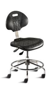 Rugged ToughTech chair is ideal for industrial and harsh work environments