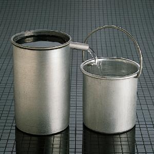 Aluminum Overflow Can & Catch Bucket