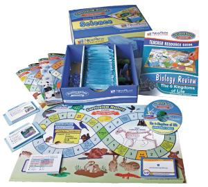 Curriculum Mastery® Game - Six Kingdoms of Life