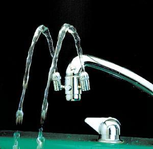 Emergency Eyewash Faucet Station