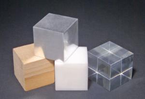 Four Cube Density Set