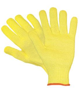 Cut-Resistant String Knit Gloves