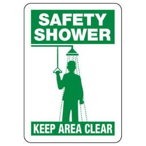 Emergency Safety Signs
