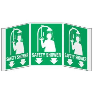 3D Projection Safety Signs