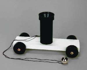 Ballistics Car