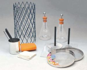 Electrostatic Demonstration Kit