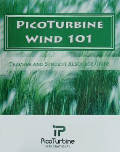 PicoTurbine Wind 101 Resource Guide