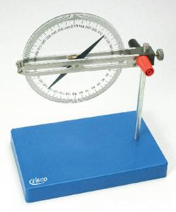 Magnetic Field Inclination/Declination Demonstration Compass