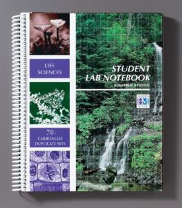 Life Science Student Lab Notebook