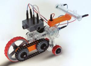 IQ KEY Perfect 6 Robotic STEM Kit